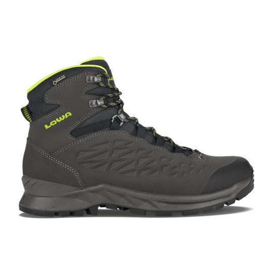 Explorer Anthracite/lime