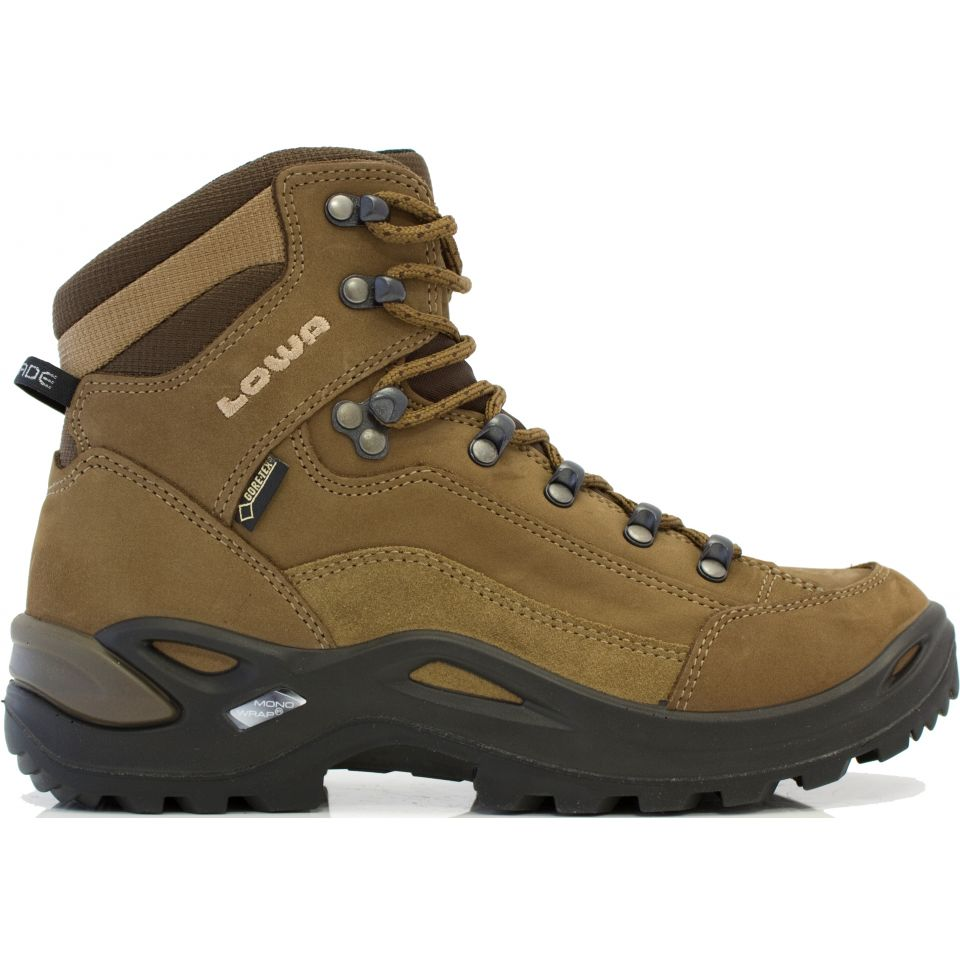 ec3eb809acd193 Lowa Renegade GTX® Mid | Women's Regular Fit | Waterproof Hiking Boot |  Lowa UK