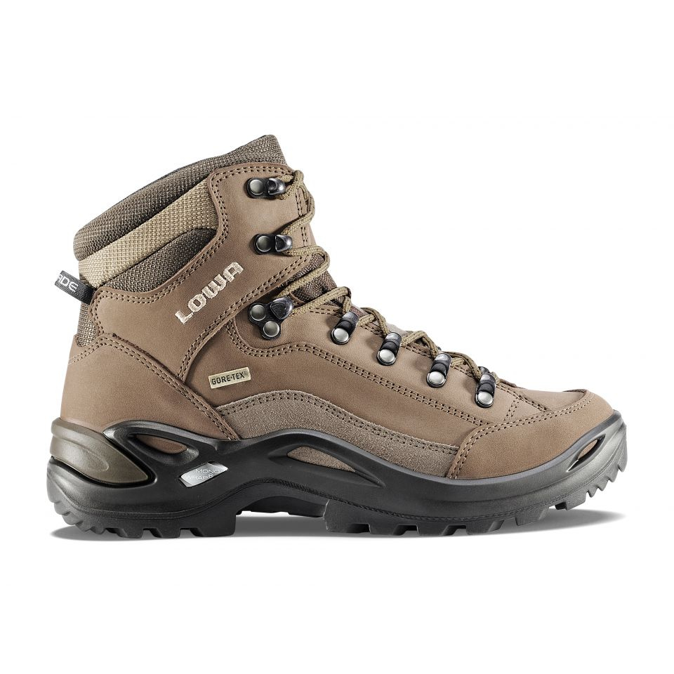 Renegade GTX MID Ws Wide Taupe/Sepia UK4 ex-Sample